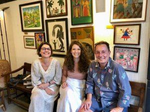 Vice-presidente da Christie's visita espaços culturais do Recife