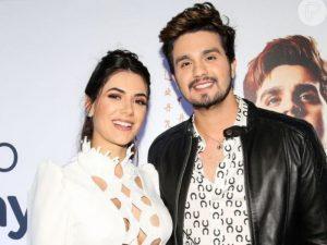 Chega ao fim noivado de Luan Santana e Jade, afirma jornal