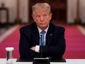 Trump se recusa a participar de debate virtual com Biden