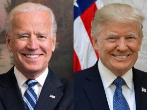 Biden deseja 'rápida recuperação' para Trump e Melania
