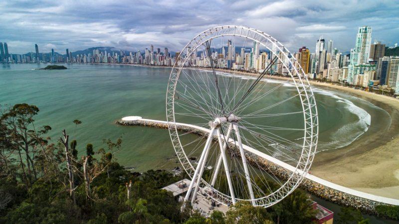 Balneário Camboriú ganha novas atrações turísticas