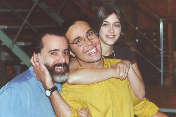 Tony Ramos relembra papel ao lado de Flávio Silvino