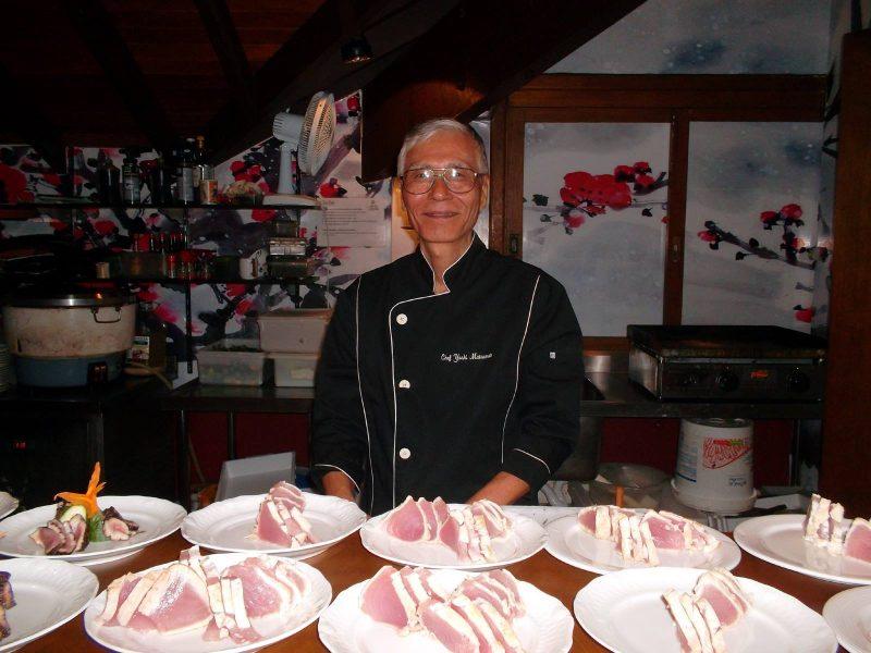 LUTO: Gastronomia do Brasil perde Yoshi Matsumoto