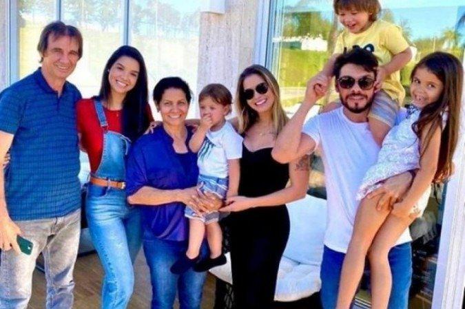 Gusttavo Lima não deseja reatar devido à família de Andressa