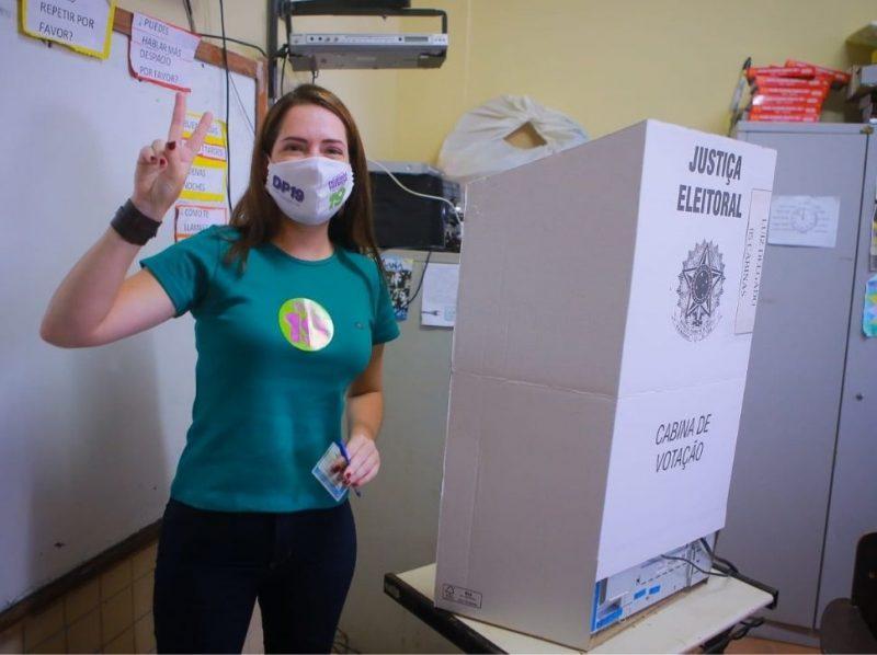Delegada Patrícia entra com ação para PCR divulgar vacinados