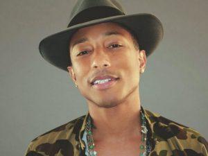 Pharrell Williams lança linha de skincare para a pele negra