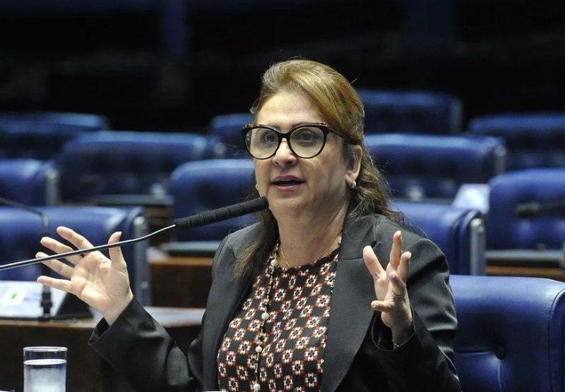 Kátia Abreu é internada com inflamação no pulmão devido à Covid-19