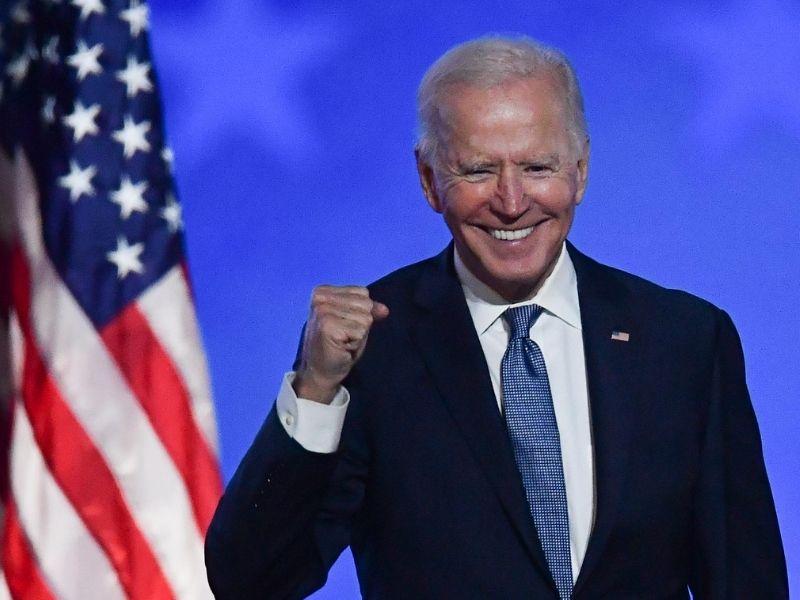 Vitória de Biden parece inevitável e Serviço Secreto faz segurança