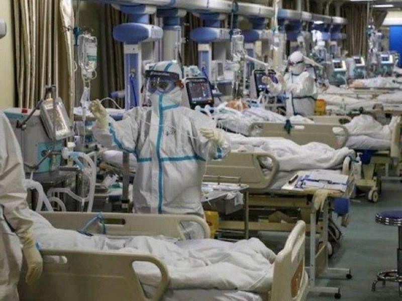 Mundo volta a registrar maior número de mortes por Covid em 24h