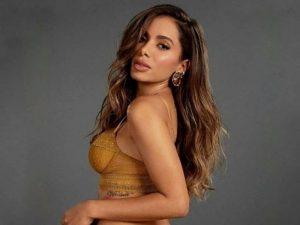 Anitta se apresenta pela segunda vez no Grammy Latino