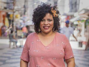 Dani Portela é a vereadora eleita com mais votos no Recife