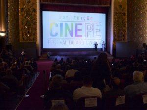 CINE PE terá exibição de filmes pela televisão e internet