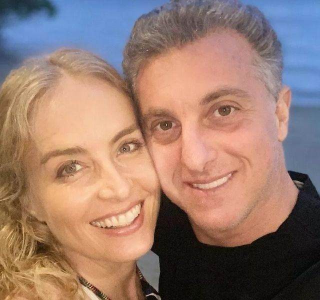 Luciano Huck se declara para Angélica no aniversário da amada