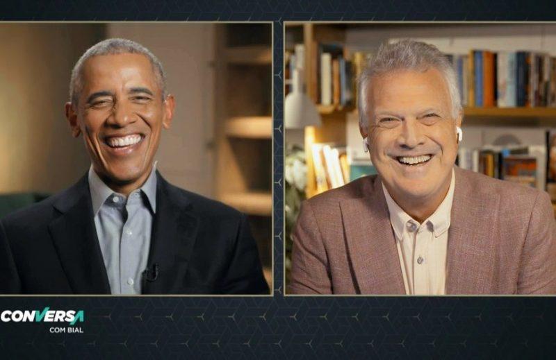 Os detalhes e os bastidores da entrevista de Obama ao Grupo Globo