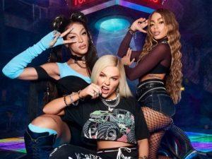 Luiza Sonza, Anitta e Pabllo Vittar laçam 'Modo turbo'. Veja clipe