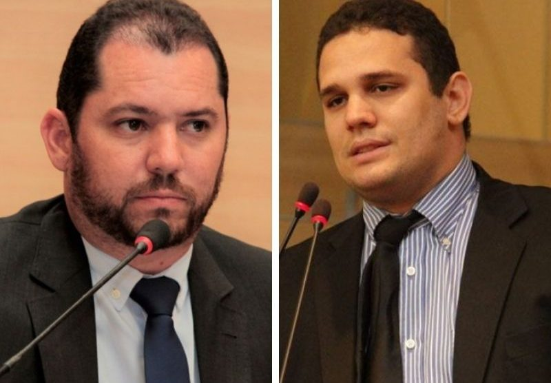 Jatobá e Eriberto cotados para presidência da Câmara do Recife