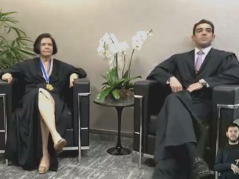 Ana Arraes é empossada presidente do TCU em cerimonia prestigiada
