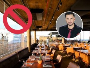Cais Rooftop cancela festa de Réveillon com o cantor Latino