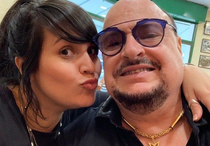 Filha de Paulinho faz homenagem: 'Meu amor por toda eternidade'