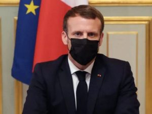 Emmanuel Macron é diagnosticado com coronavírus