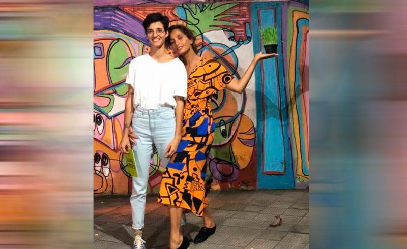 Chega ao fim namoro de Camila Pitanga e Beatriz Coelho