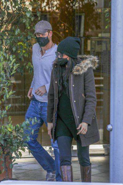 HarryeMeghan são vistos com looks casuais em Beverly Hills