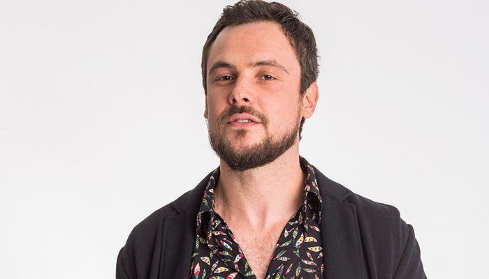 Sergio Guizé lança carreira solo e agradece apoio de Bianca Bin