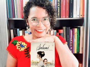 Escritora de PE lança livro ambientado na Recife oitocentista