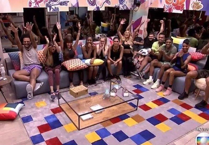 Estreia do BBB21 bate recorde de audiência