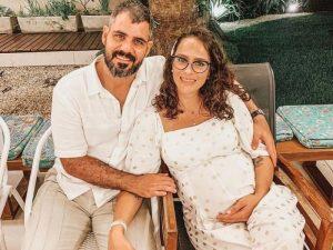 Nasce Maria Madalena, filha caçula de Juliano e Letícia Cazarré