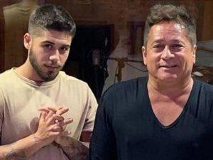 Leonardo revela que filho largou os estudos aos 14 anos