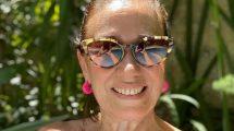 Lilia Cabral publica foto em torcida pela liberação da vacina