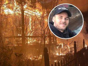 Atortem casa incendiada nos EUA e suspeita de homofobia