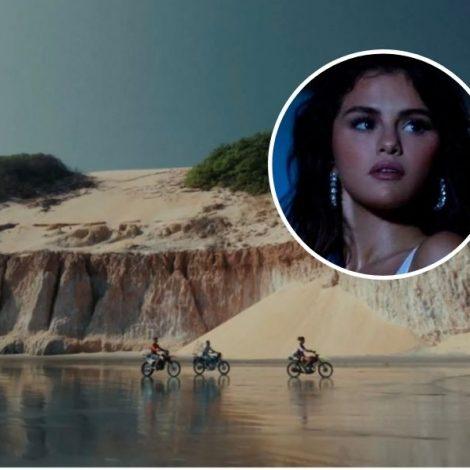 Selena Gomez lança clipe gravado no Ceará