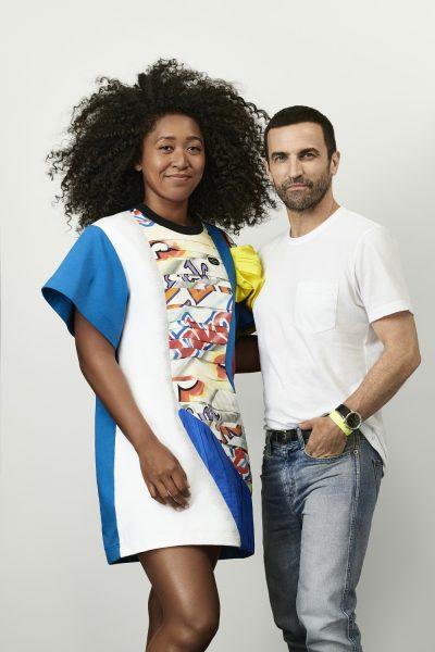 Naomi Osaka é nova embaixadora da Louis Vuitton