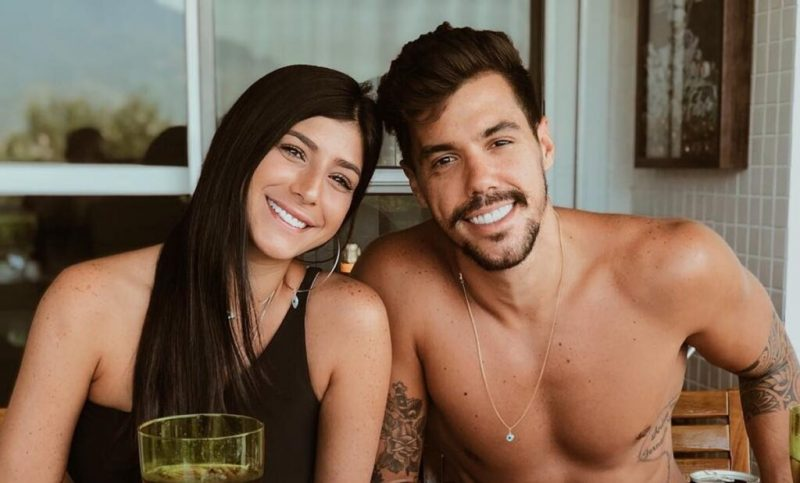 """""""Errei com ele"""", diz Yá ao confirmar término com Lipe Ribeiro"""