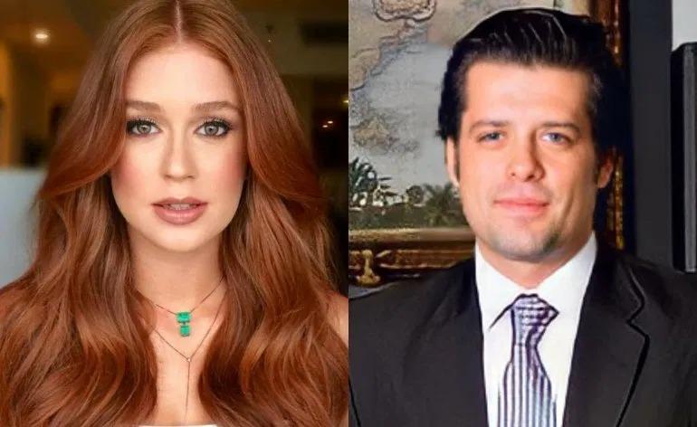 Marina Ruy Barbosa quer afastar o novo namorado da política - Roberta  Jungmann